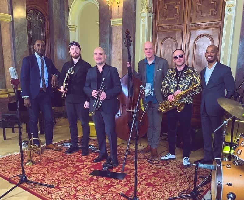 Światowy jazz ze szczecińskimi muzykami z Willi Lentza