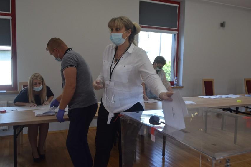 Trwają wybory korespondencyjne w Marklowicach....
