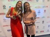 Jelena Blagojević i Katarzyna Zaroślińska-Król na finał 60 Plebiscytu Sportowego Nowin przyszły w specjalnie przygotowanych kreacjach