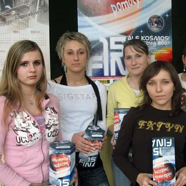 - Podzielimy się tak, żeby być w każdej części miasta - mówią wolontariuszki z Rzeszowa.