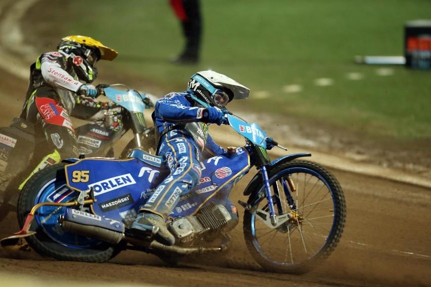 Bartosz Zmarzlik wygrał Grand Prix Polski we Wrocławiu.
