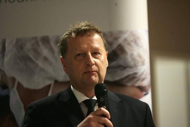 Prezydent Lubina Robert Raczyński