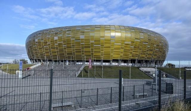 Na zdjęciu: Stadion Energa Gdańsk
