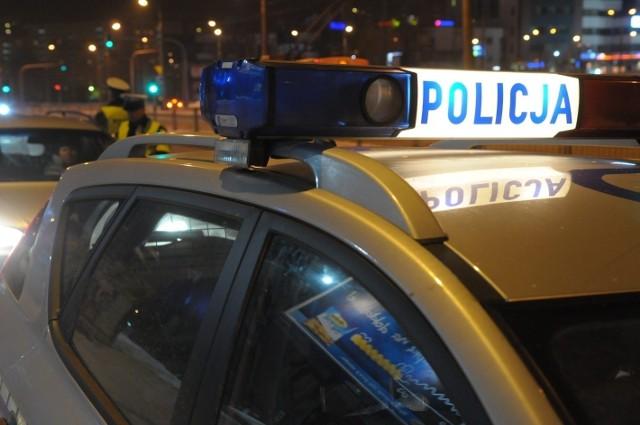 Poznań: Wypadek motocyklisty. Zderzył się z samochodem