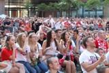 Strefa Kibica w Millenium Hall. Tak rzeszowianie kibicowali podczas meczu Polska-Senegal