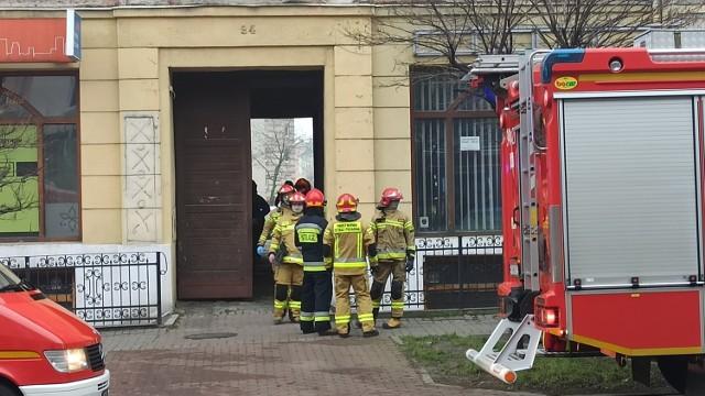 Kalisz: Zwłoki mężczyzny znaleziono w jednej z kamienic przy ulicy Górnośląskiej