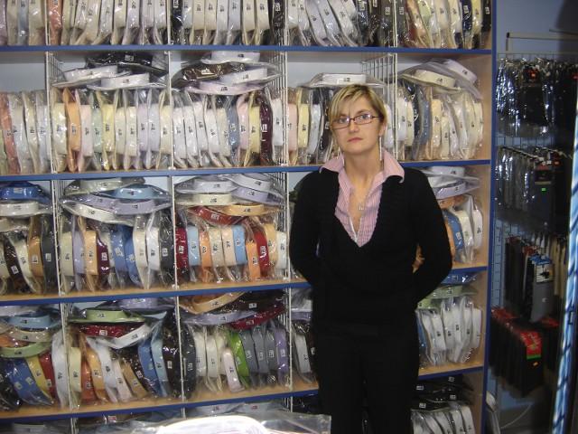 Najgorsze, że prawie nie ma klientów – mówi Katarzyna Kozub