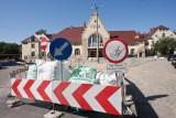 Świdnica: Kiedy skończy się budowa Centrum Przesiadkowego?