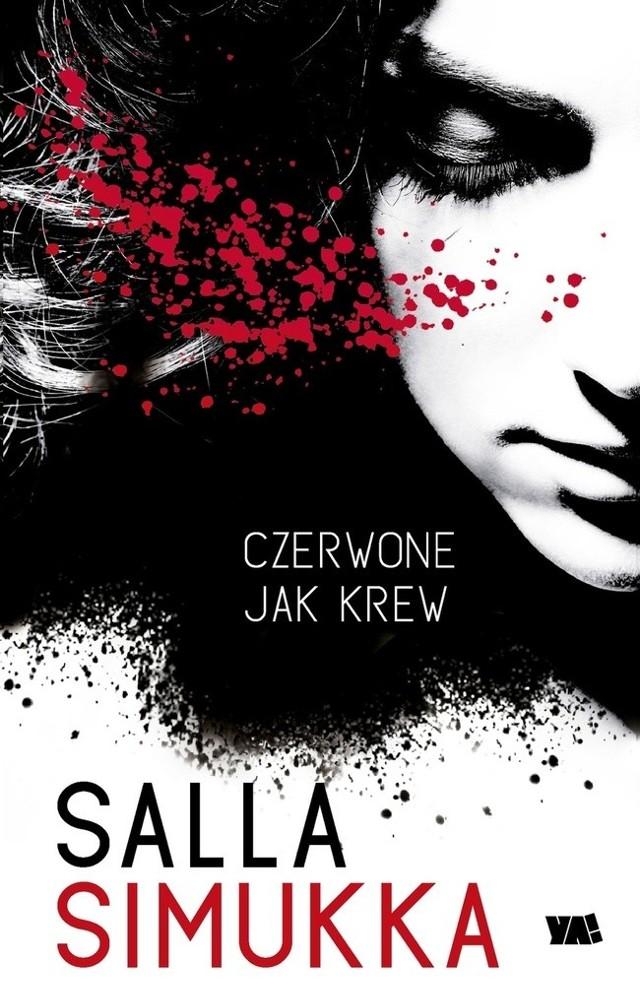 Salla Simukka – Czerwone jak krew