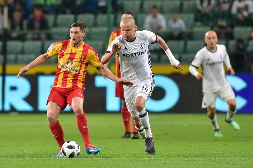 Michael Gardawski podpisał 2-letnią umowę z Cracovią