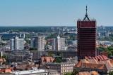 Poznań z lotu ptaka. Zobacz stolicę Wielkopolski z wysokości wieżowca Bałtyk [ZOBACZ ZDJĘCIA]