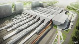 Dworzec kolejowy Warszawa Zachodnia zmieni się nie do poznania. Powstaną nowe perony, windy, schody ruchome, dach i tunel dla tramwajów