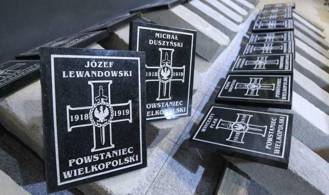 Kibice Lecha Poznań  będą chcieli odnowić groby legend Kolejorza, tak jak od lat odnawiają groby Powstańców Wielkopolskich