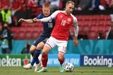 Christian Eriksen po operacji opuścił szpital! Spotkał się z kolegami z reprezentacji Danii