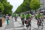 Na rowerach przyjechli na Jasną Górę ZDJĘCIA