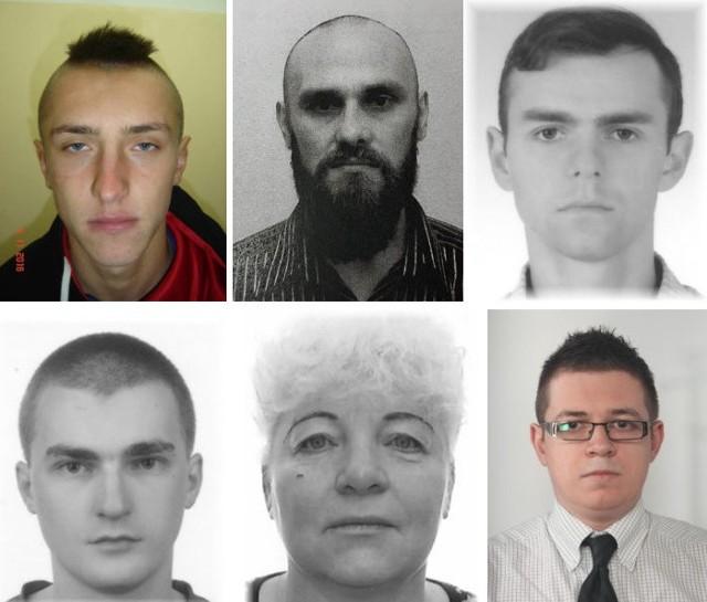 Publikujemy osoby, za którymi Prokuratura Okręgowa w Rzeszowie wydała listy gończe. Wszyscy ukrywają się przed wymiarem sprawiedliwości od 2018 roku.