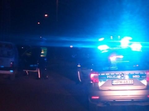 Do zdarzenia doszło w środę przed godz. 21 przy ul. Batorego w Białymstoku