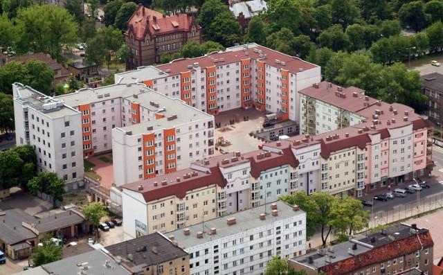Mieszkanie dwupokojowe można wynająć w centrum Szczecina za 1000-1200 zł.