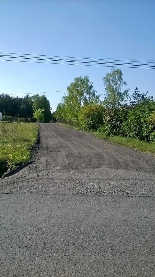 W gminie Chełmno starają się inwestować w drogi jak najwięcej, bo wiedzą, że tego oczekują mieszkańcy