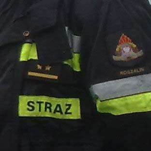 Strażacy z Koszalina interweniowali w czwartek przy ul. Wróblewskiego.