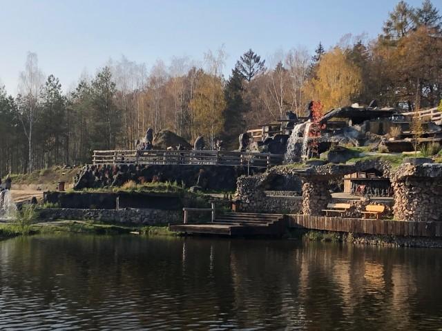 Latem Rybakówka koło Łodzi w każdy weekend przeżywała oblężenie. Jak jest jesienią?