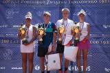 Wielki tenisowy talent z MKT Łódź. Zdobył trzy medale mistrzostw Polski. Teraz Wimbledon