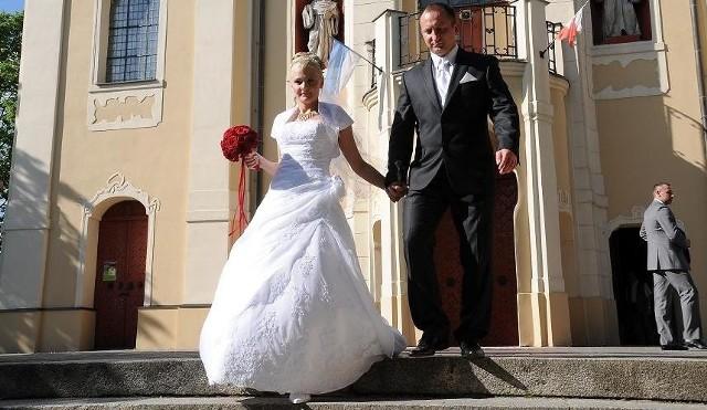 Joanna i Maciej Gniteccy.