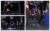 Poznański Kwintet Akordeonowy oraz Damian Leśniewski i chór Moniuszko wystąpili na żnińskiej scenie [zdjęcia, wideo]