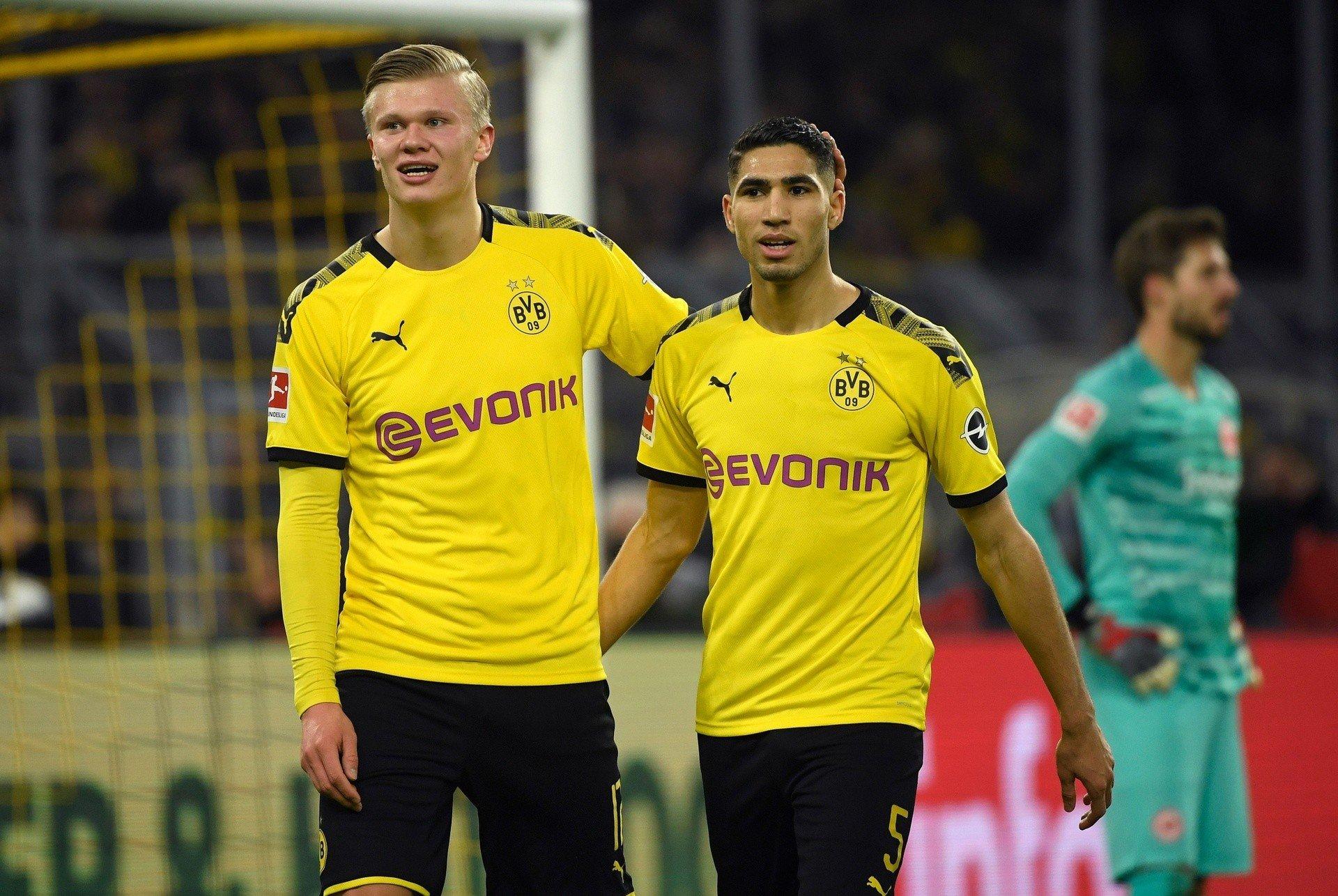 Borussia Dortmund - PSG ONLINE. Gdzie oglądać w telewizji? TRANSMISJA NA ŻYWO | Gol24