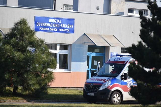 W szpitalu w Raciborzu zmarła 68-letnia pacjentka z Czech. Miała Covid-19