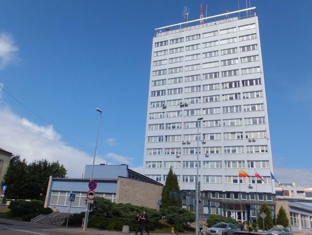 Budynek przy ul. Słonimskiej 1