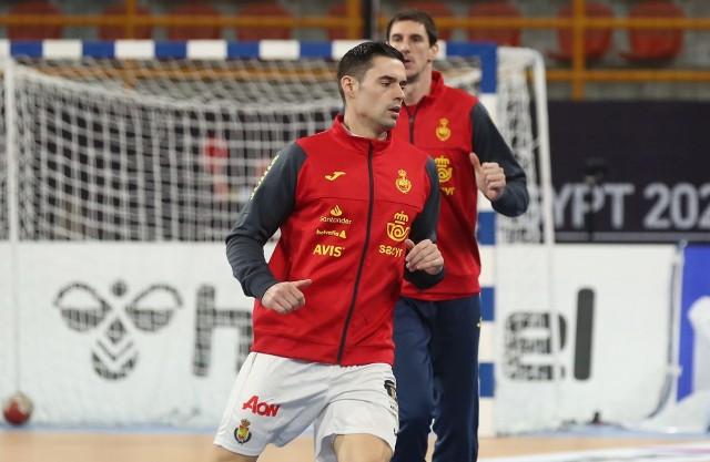 Angel Fernandez zagrał przeciw Tunezji znakomity mecz.