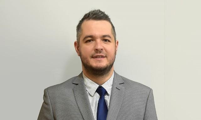 Karol Piernicki od 15 marca jest rzecznikiem prasowym prezydenta Grudziądza