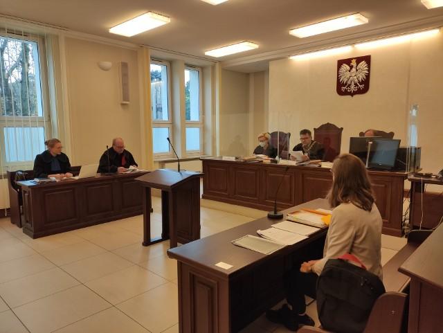 Oskarżony Mikołaj Ch. nie pojawił się na rozprawie odwoławczej. Sąd Okręgowy w Białymstoku decyzję czy utrzymać dotychczasowy wyrok ogłosi za dwa tygodnie.