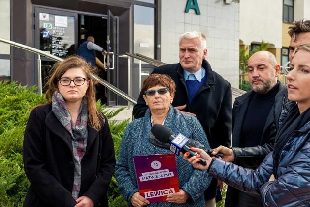 Podlascy kandydaci Lewicy do Sejmu zapowiadają, że zajmą się polityką społeczną, czyli losem osób niepełnosprawnych i emerytów.