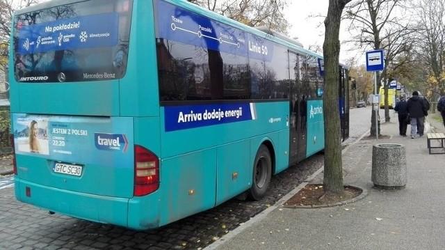 Atobusy Arriva wróciły na zawieszoną trasę w Kujawsko -Pomorskiem: Chełmno - Bydgoszcz