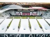 Stadion ŁKS zapiera już dech w piersiach. Już jest bardzo pięknie ZDJĘCIA
