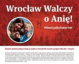 Wrocław walczy o Anię. Szuka szpiku dla chorej. Ty też możesz pomóc!