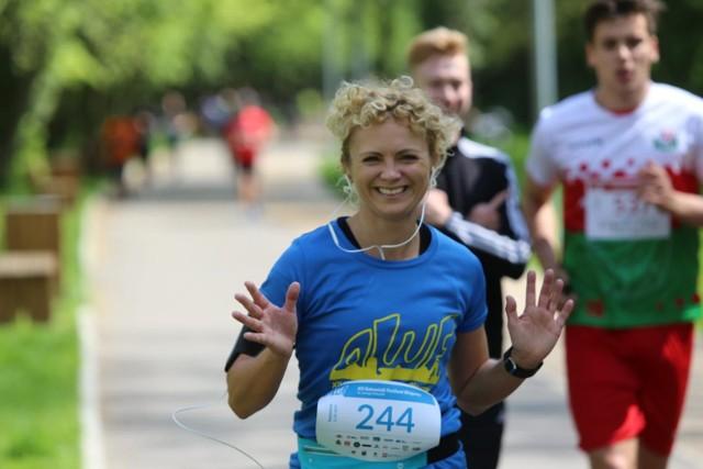 Katowicki Festiwal Biegowy zgromadził na starcie mnóstwo biegaczy