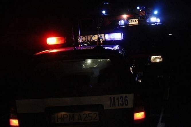 Obwodnica Zambrowa. Śmiertelny wypadek na S8. Dwie osoby spłonęły w kabinie tira