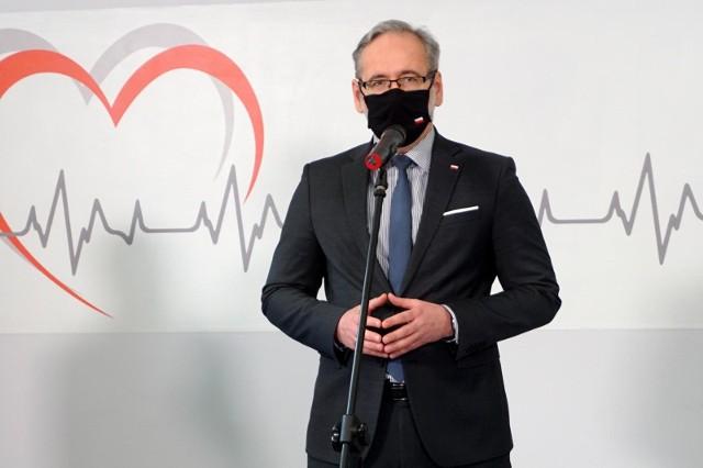 - To będzie plan na cały maj - zapowiedział pod koniec ubiegłego tygodnia minister zdrowia Adam Niedzielski.