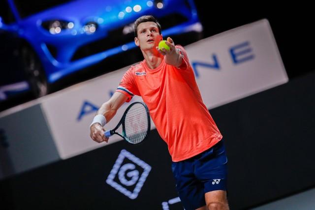Hurkacz w finale turnieju ATP. Jego rywalem będzie syn zwycięzcy Australian Open