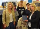 Małgorzata i Kasia Tusk pochwaliły sopocki sklep charytatywny