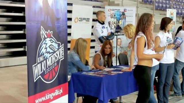 Poznaliśmy ceny biletów i karnetów na mecze Wilków Morskich Szczecin