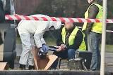 Strzelanina pod Wrocławiem. Nie żyje policjant i gangster [ZDJĘCIA]