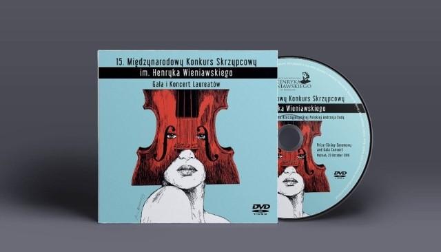 Galę i koncert laureatów XV Międzynarodowego Konkursu Skrzypcowego im. Henryka Wieniawskiego znajdziemy już na DVD.