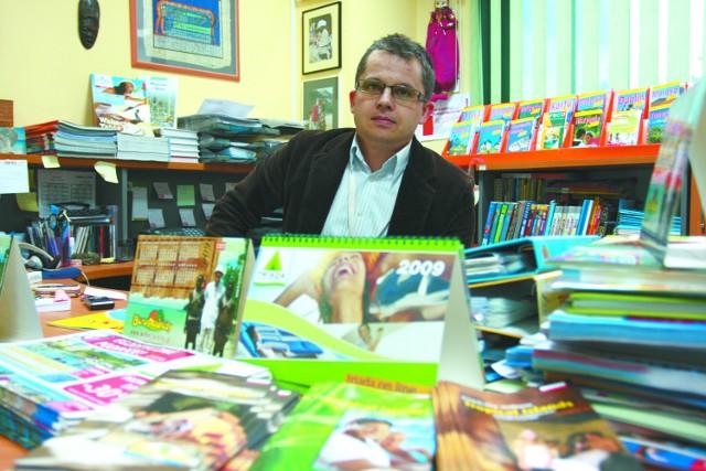 Kryzysu w turystyce nie odczuwamy – mówi Krzysztof Matys, specjalista ds. turystyki z biura podróży Wakacje-Hity.