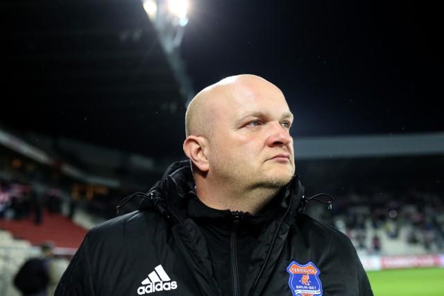 Maciej Bartoszek zadebiutuje w roli trenera Wisły Płock w starciu z Jagiellonią