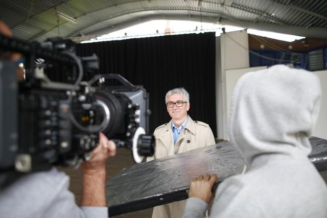 Główną postacią filmu będzie Artur Orzech od 20 lat związany z naszym festiwalem.
