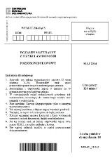 Matura 2014: Fizyka [ODPOWIEDZI, ARKUSZE] - podstawa i rozszerzenie